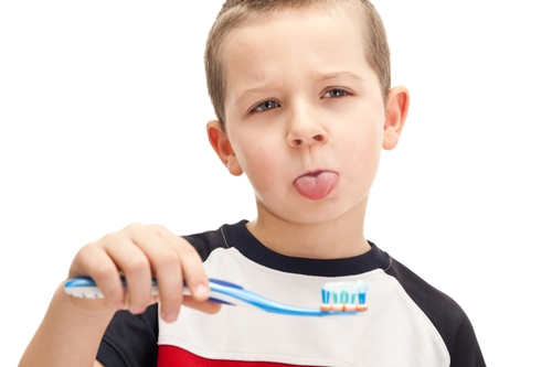 How to Turn Brushing Time into Fun Time
