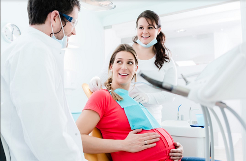 Keeping Teeth and Gums Healthy during Pregnancy